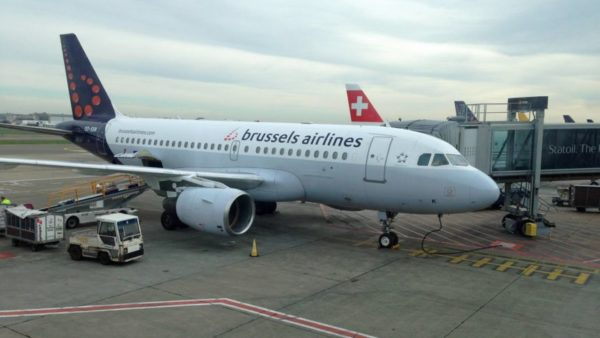 Авиакомпания Brussels Airlines