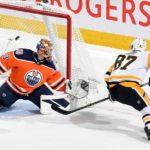 НХЛ: «Питтсбург» обыграл «Эдмонтон», «Ванкувер» уступил «Анахайму»