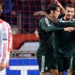 Лига Чемпионов: «Реал» увез победу из Амстердама