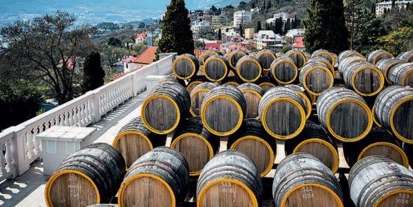 вино из оккупированного Крыма