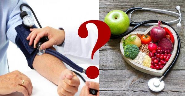 фрукты, нормализующие давление