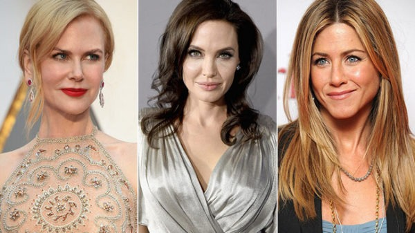 голливудские актрисы