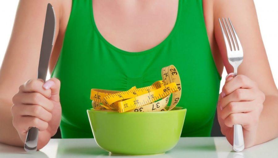 правила для похудения