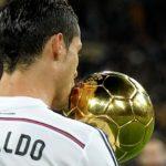 Обладателем «Золотого мяча» за 2008 год стал Криштиану Роналду