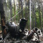 Крушение Ми-8: названа основная версия аварии
