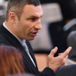Партия Кличко пойдет на выборы в Раду вместе с Порошенко
