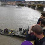 В Венгрии будут судить украинского капитана судна, которое столкнулось с прогулочным катером