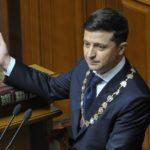 Зеленский внес в Раду постановления об увольнении Грицака, Полторака и Климкина