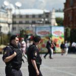 Первую иностранную болельщицу арестовали в Москве за кражу на Красной площади