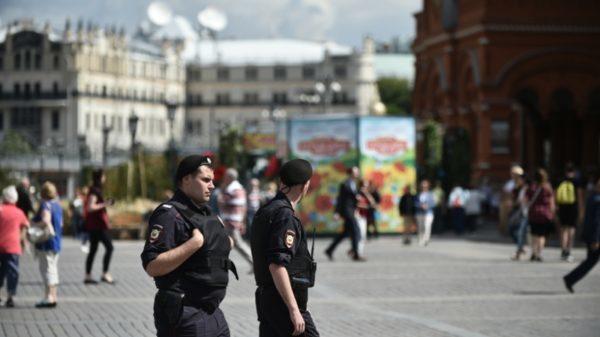 иностранную болельщицу арестовали в Москве