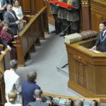 В Раду внесли законопроект об импичменте президента