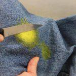 Как отстирать гуашь с одежды?