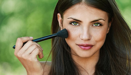 Как правильно делать макияж